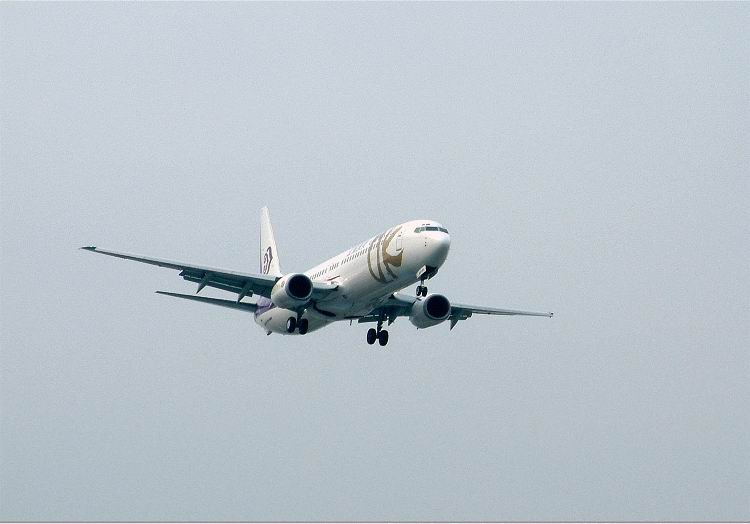 [转贴]OK-B5110 BOEING 737-900 B5110
