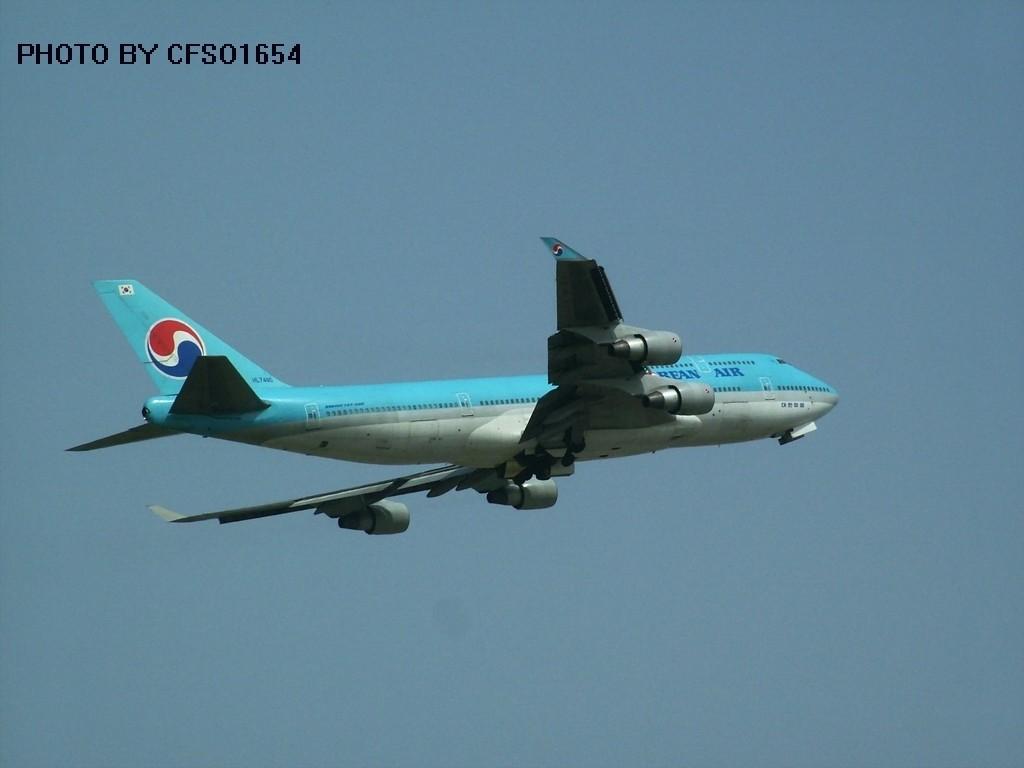 Re:[原创]TAJ收获大韩744 BOEING 747-400 HL7480