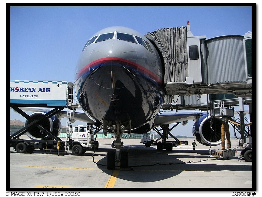 Re:[原创]汉城巧遇美联航新涂装777 BOEING 777-200 N784UA
