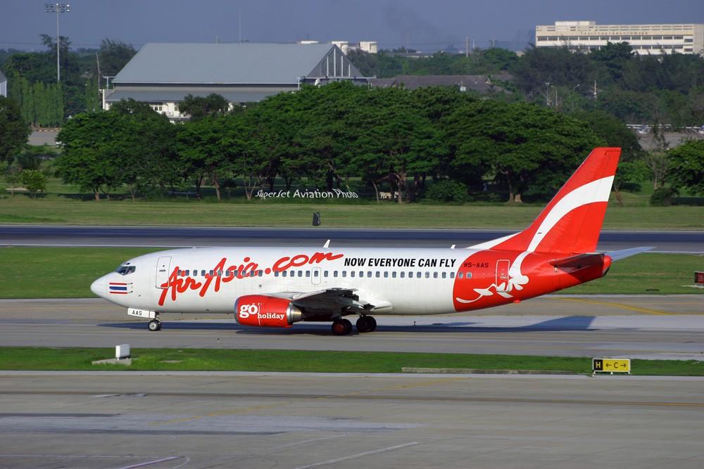 Re:[原创]亞洲航空的八架彩繪機 BOEING 737-300 HS-AAS