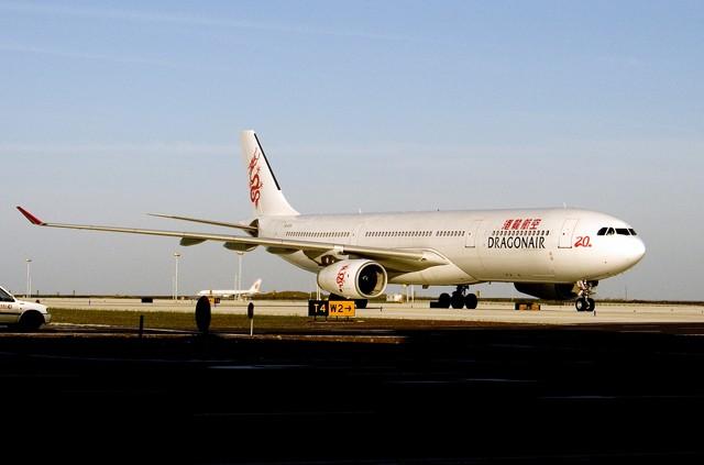 "Re:[原创]我也拍到了""港龙20年"" AIRBUS A330 BHYQ"