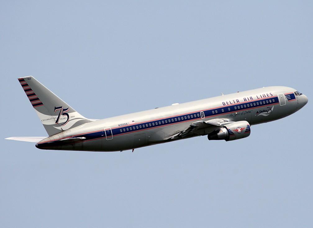 [原创]今天最大的收获 BOEING 767-200 N102DA