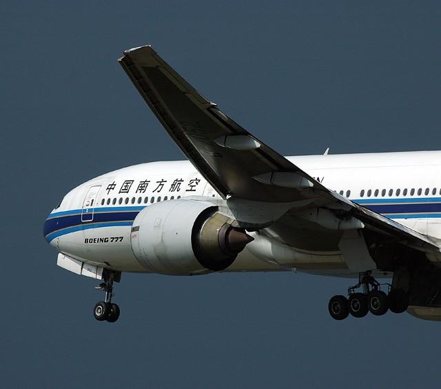Re:[原创]5.18 白云 大头系列 BOEING 777-200 B-2053  中国广州白云机场