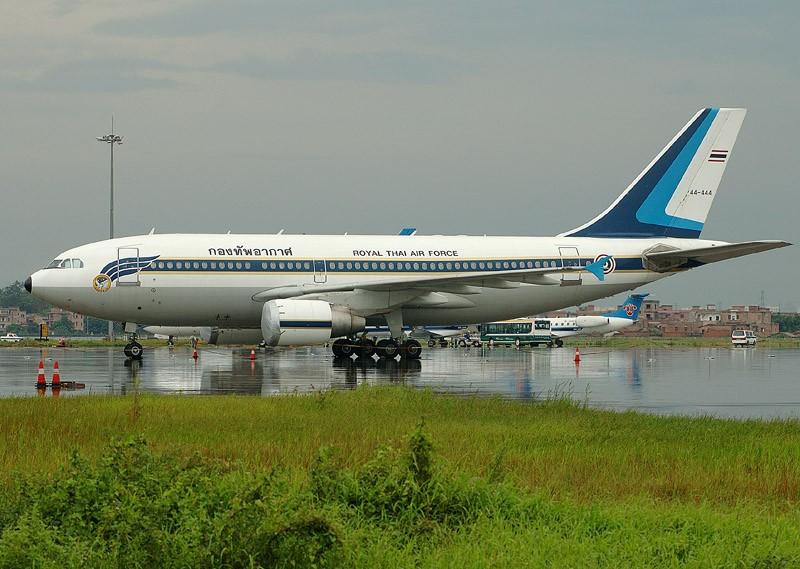[原创]昨天就只拍了几张 AIRBUS A310-300 HS-TYQ/44-444  中国广州白云机场