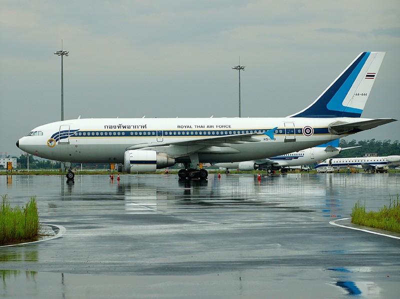 Re:[原创]昨天就只拍了几张 AIRBUS A310-300 HS-TYQ/44-444  中国广州白云机场