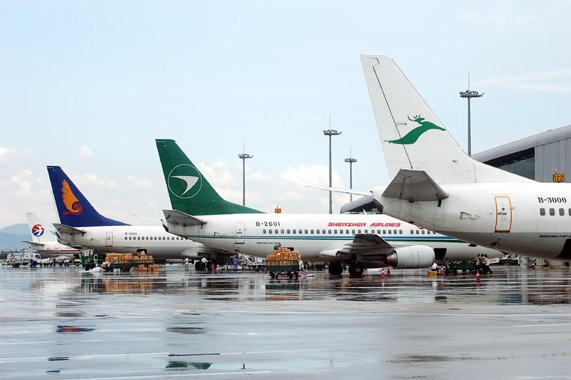 Re:[原创]昨天就只拍了几张    中国广州白云机场