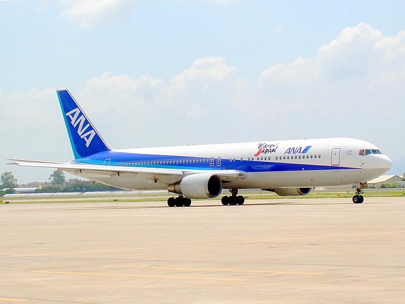 [原创]YOKOSO\,JAPAN! BOEING 767 JA3858
