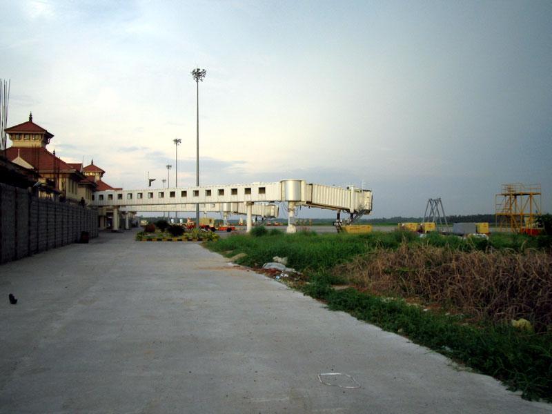 Re:[原创]印度南部库清国际机场