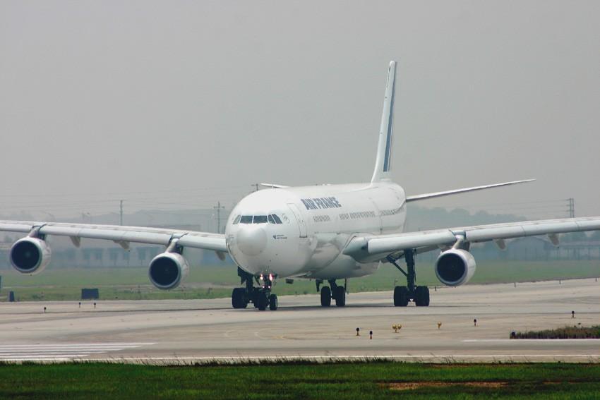 [原创]法航!!! AIRBUS A340-300
