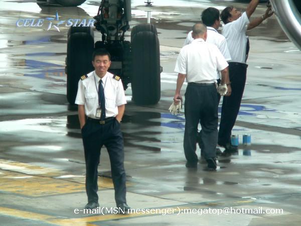 Re:[原创]人生路漫漫 白鹭再相伴(MF8102)     飞行员