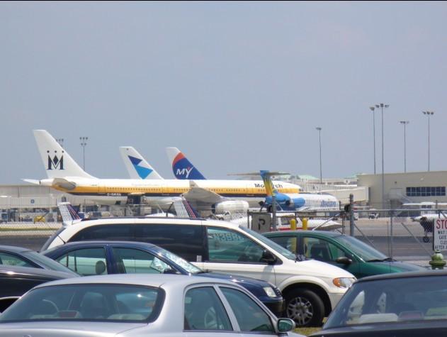 [原创]繁忙的飞行训练机场