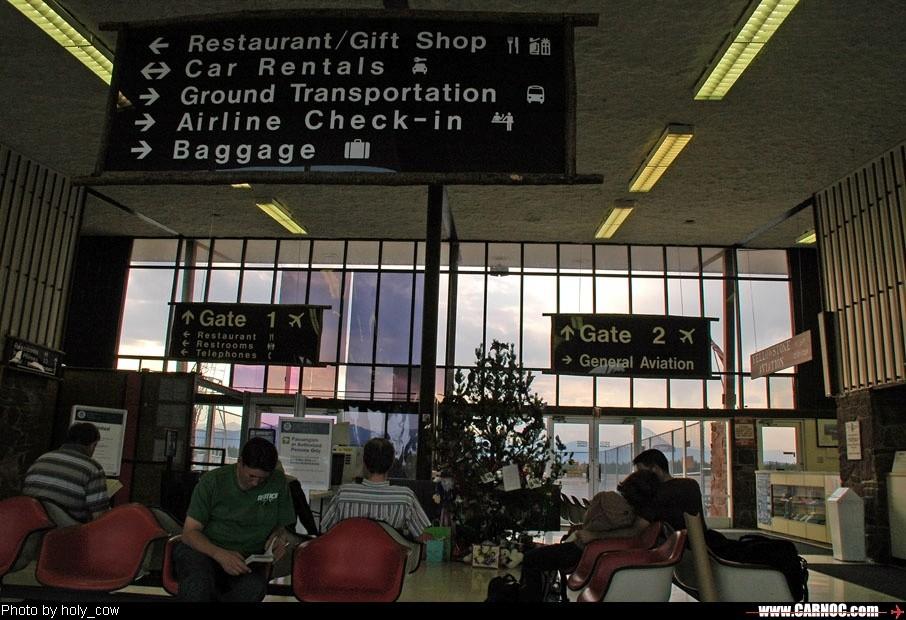 Re:[原创]盐湖城机场和西黄石机场