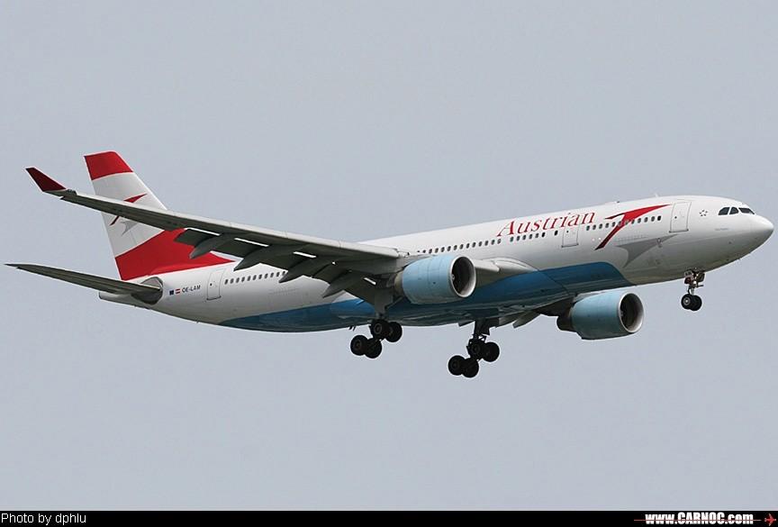 [原创]澳地利的空客 AIRBUS A330-300