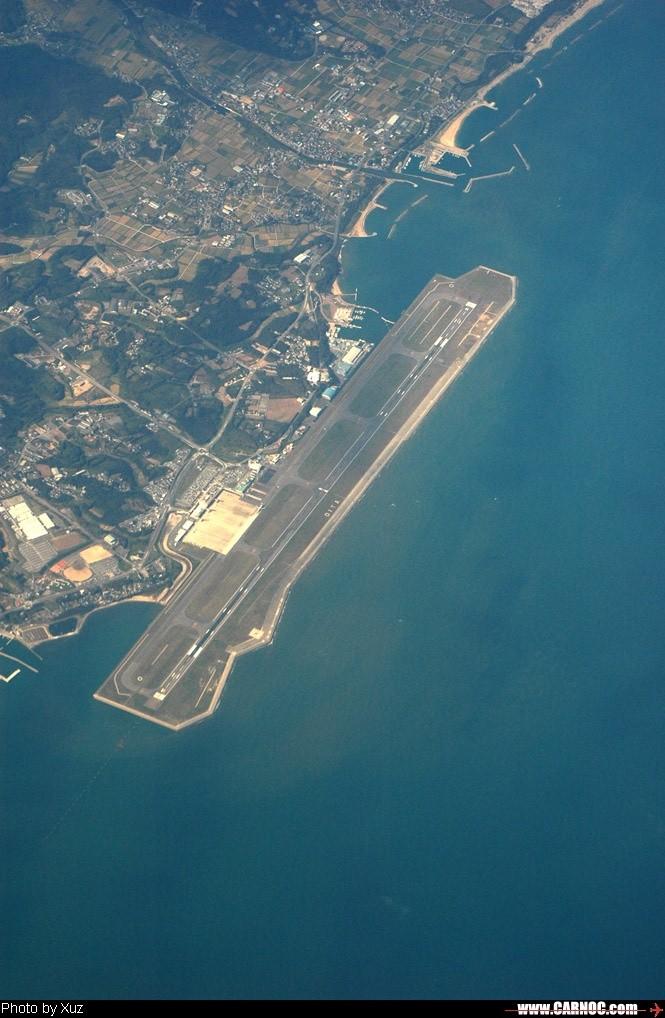 Re:1万2千米空中拍的两机场