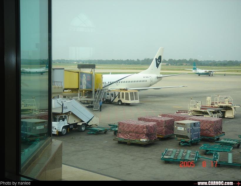 Re:[原创]我的飞行记录(拉合尔-伊斯兰堡-乌鲁木齐-北京)希望大家喜欢! BOEING 737-300