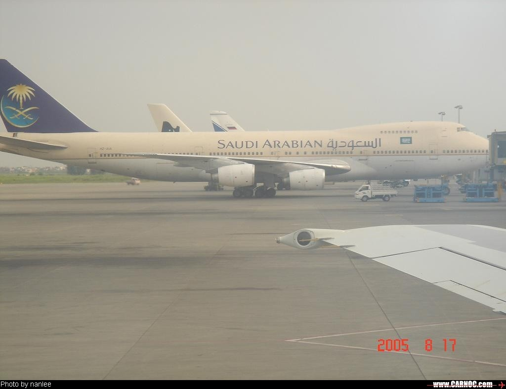 Re:[原创]我的飞行记录(拉合尔-伊斯兰堡-乌鲁木齐-北京)希望大家喜欢! BOEING 747-400