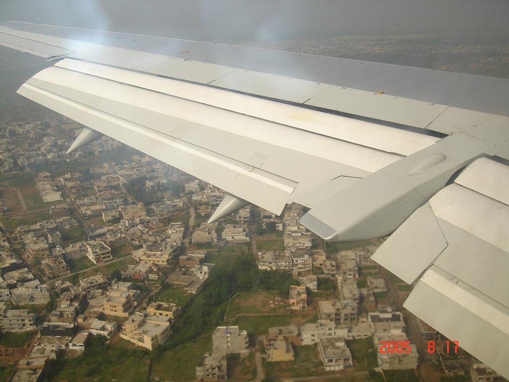Re:[原创]我的飞行记录(拉合尔-伊斯兰堡-乌鲁木齐-北京)希望大家喜欢!
