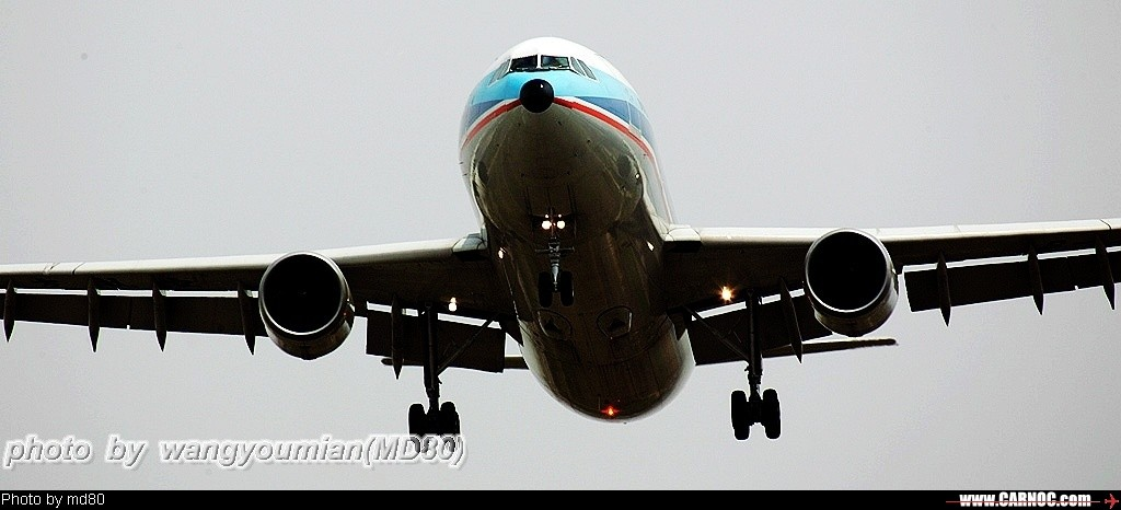 今天对于我来说是一个特别的日子 AIRBUS A300-B4-600R B-2329