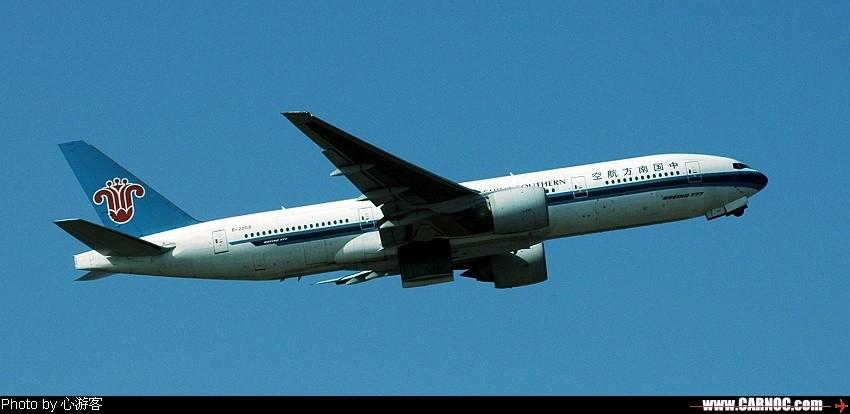 Re:南航777(B-2053)上路了 BOEING 777 B-2053