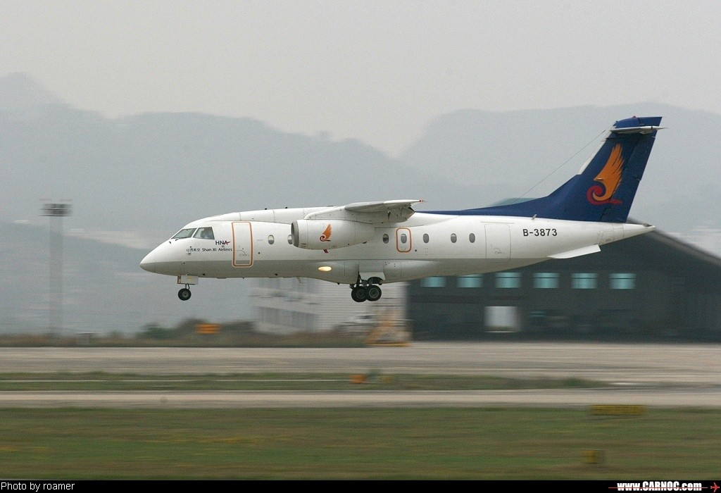 Re:龙洞堡19进近 FAIRCHILD DORNIER 328JET B-3873