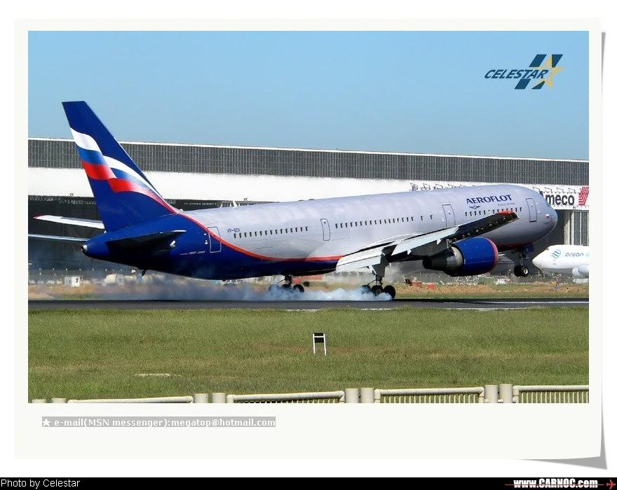 [原创]► 他家的777去哪儿了◄ BOEING 767-300