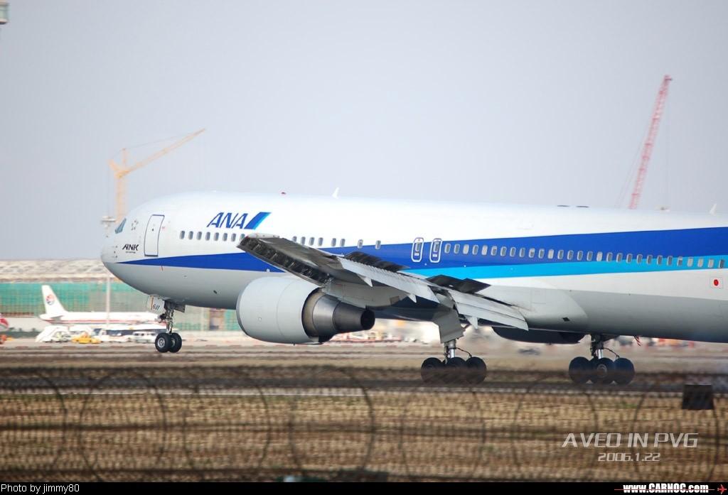 Re:冬日午后,狂扫PVG BOEING 767   中国上海浦东机场