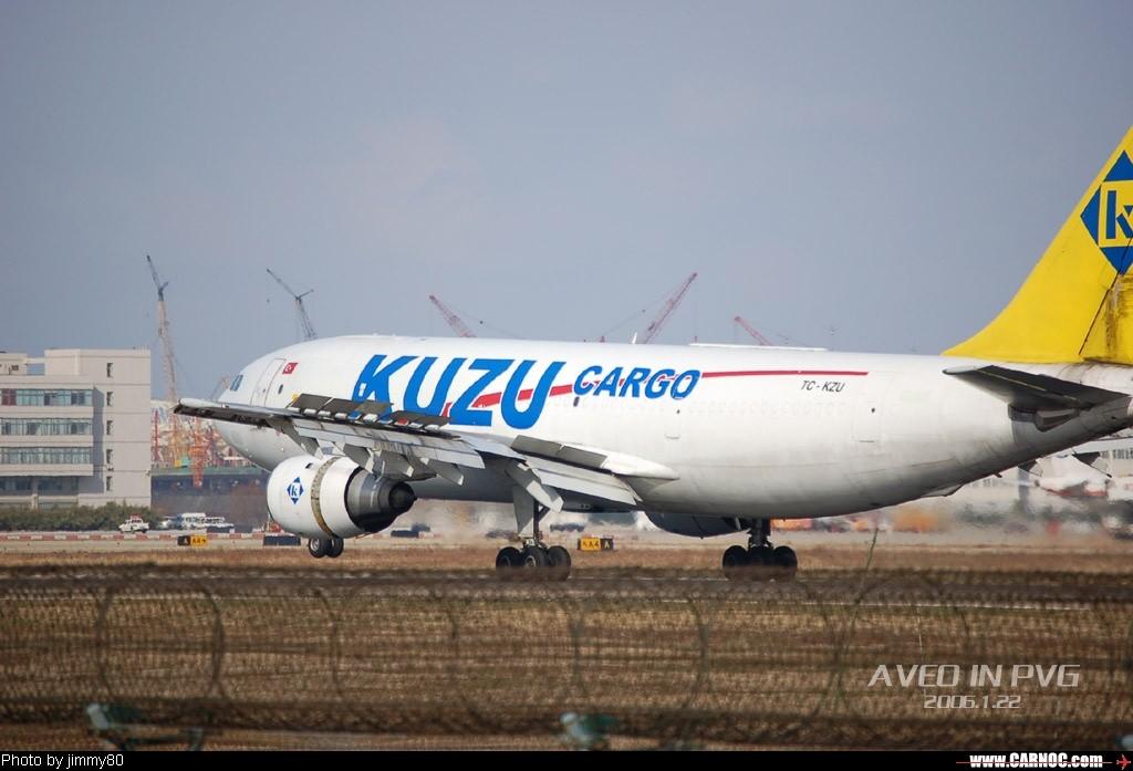 Re:冬日午后,狂扫PVG AIRBUS A310 TC-KZU  中国上海浦东机场
