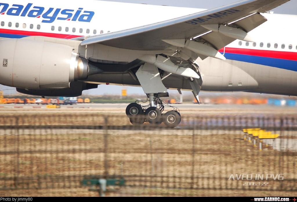 Re:冬日午后,狂扫PVG BOEING 777 9M-MRM  中国上海浦东机场