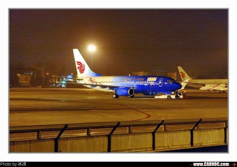 NEW\,      AIRCHINA    BOEING737系列之---奥运号---(二) BOEING 737