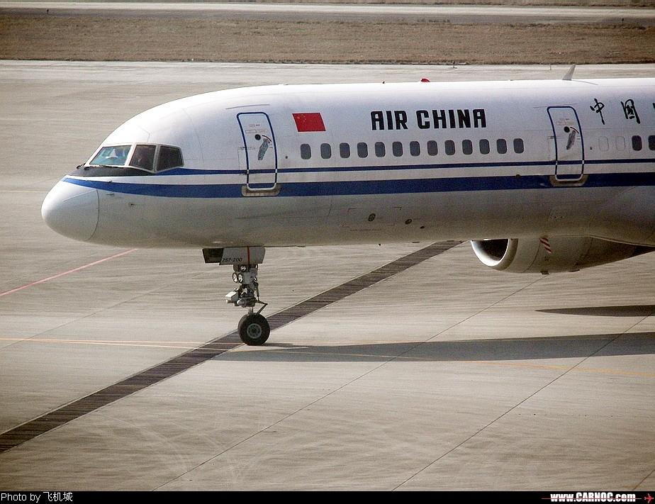 Re:又是个好天气 BOEING 757-200 B-2821  中国成都双流机场
