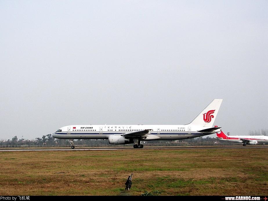 Re:又是个好天气 BOEING 757-200 B-2820  中国成都双流机场