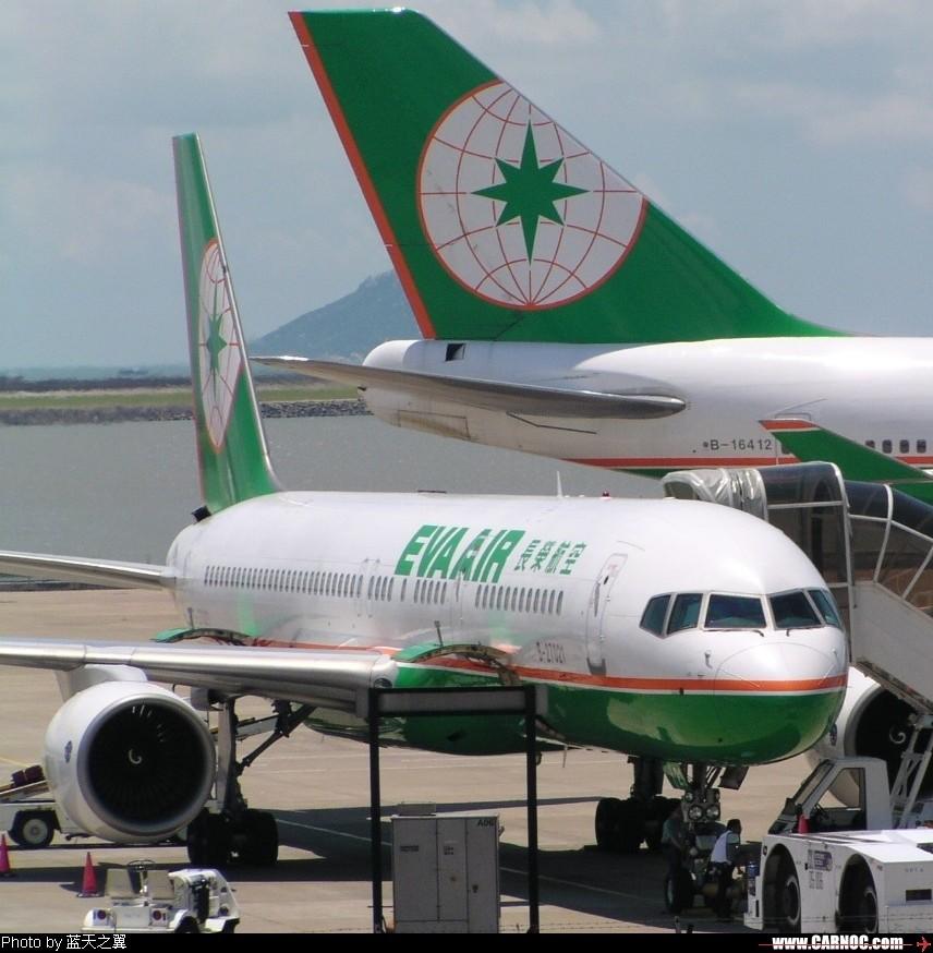 Re:是的\\, 真的是长荣 757-200 BOEING 757-200 B-27021