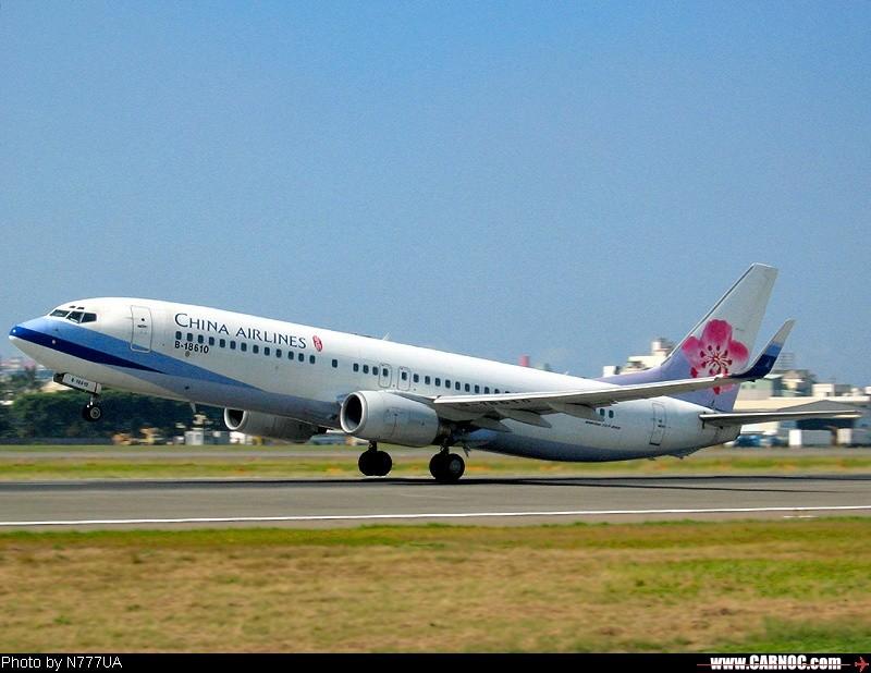 Re:华航小翼~B738 BOEING 737-800 B-18610  中国高雄机场