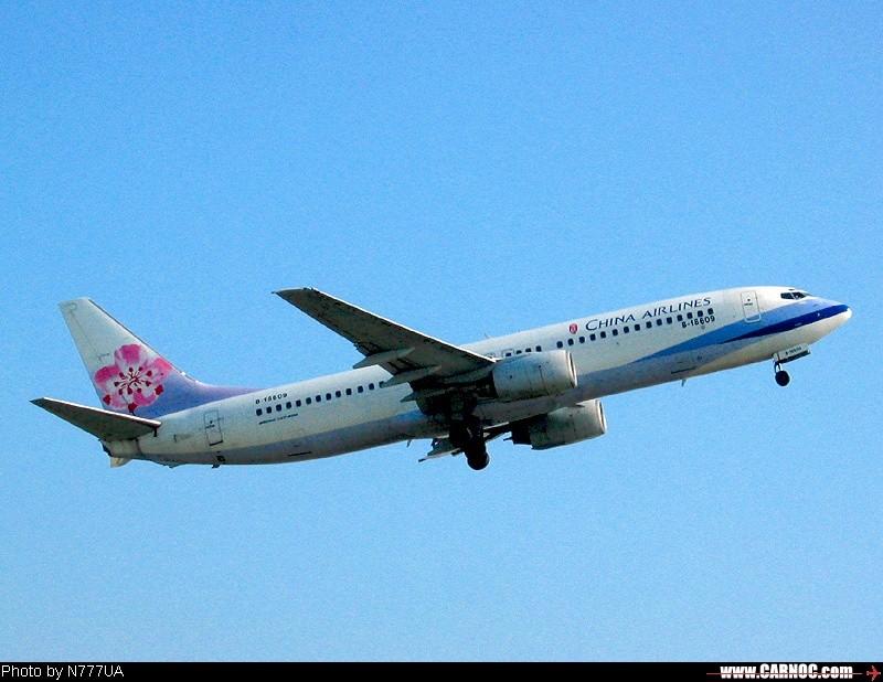祝大家5.1劳动节快乐^^ BOEING 737-800 B-18609  中国高雄机场