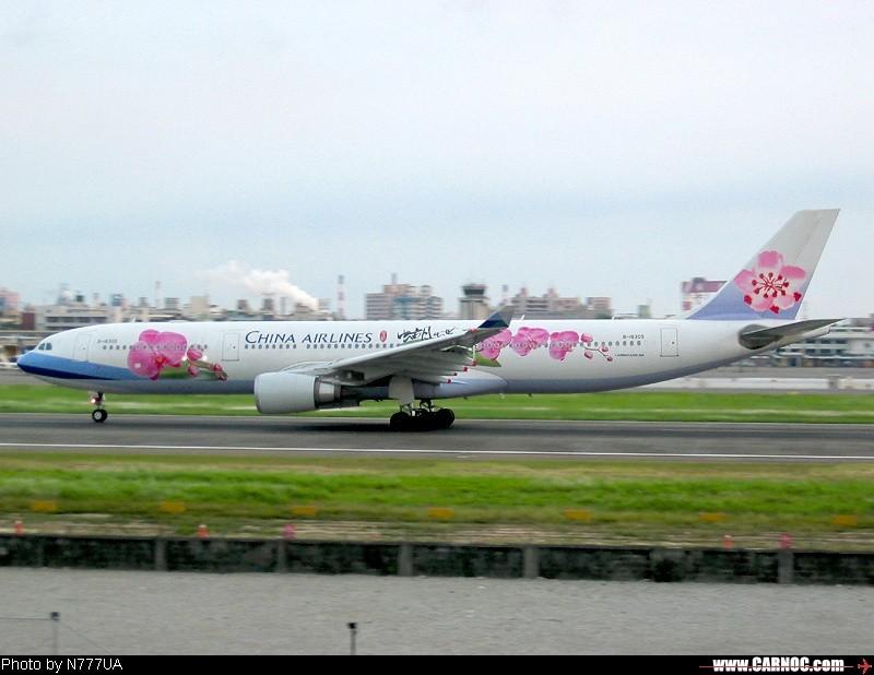 Re:高雄机场拍机记 AIRBUS A330-300 B-18305  中国高雄机场