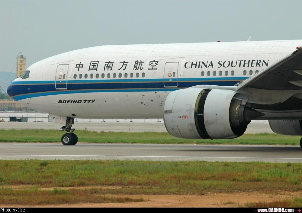 Re:[原创]20日的作品 BOEING 777-200 B-2053  中国广州白云机场