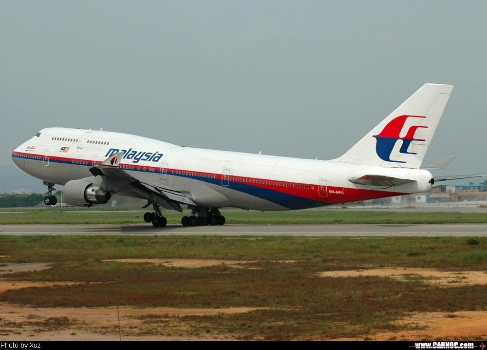 Re:[原创]20日的作品 BOEING 747-400 9M-MPO  中国广州白云机场