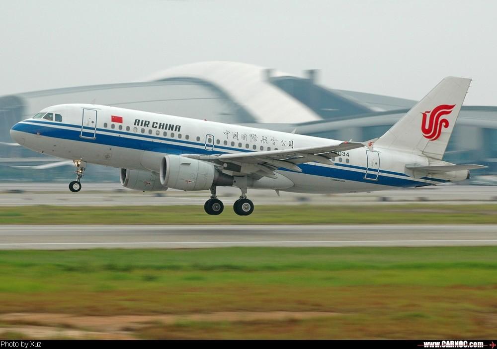 Re:[原创]20日的作品 AIRBUS A319 B-6034  中国广州白云机场