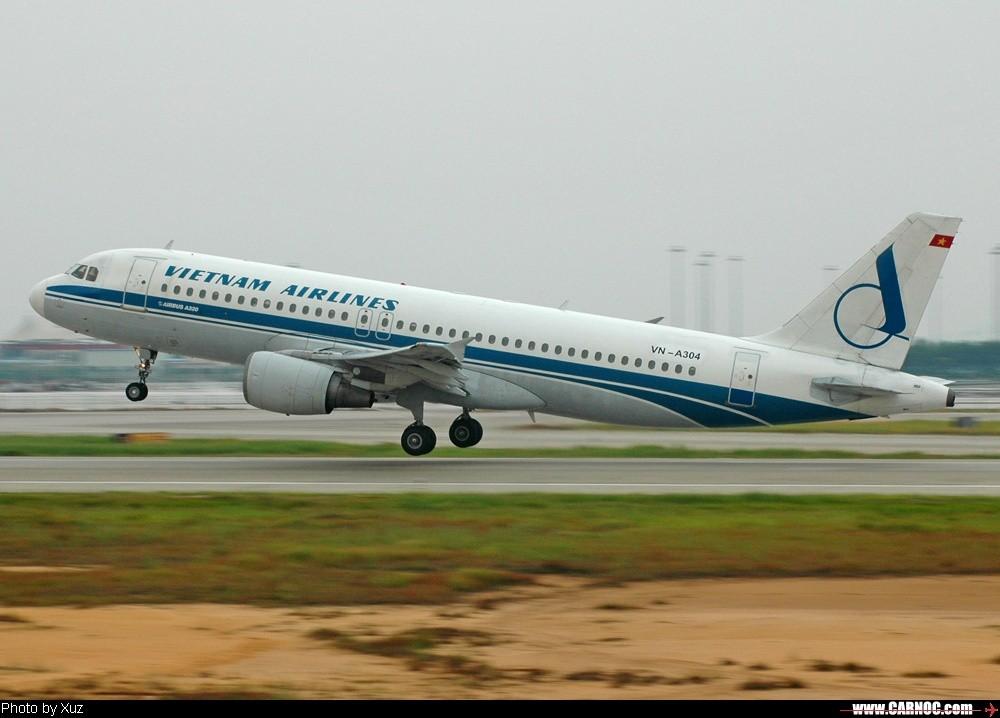 Re:[原创]20日的作品 AIRBUS A320 VN-A304  中国广州白云机场