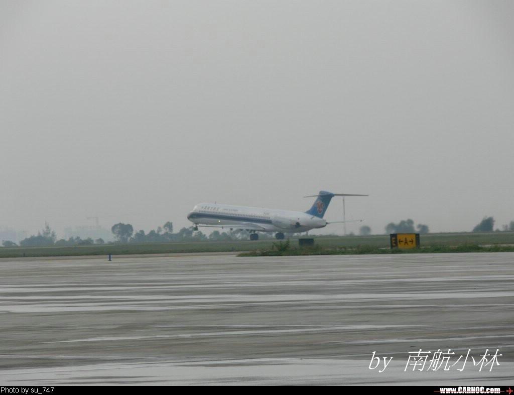 [原创]有比它起飞更好看的吗?有就拿出来比一下哈 MCDONNELL DOUGLAS MD-80-82
