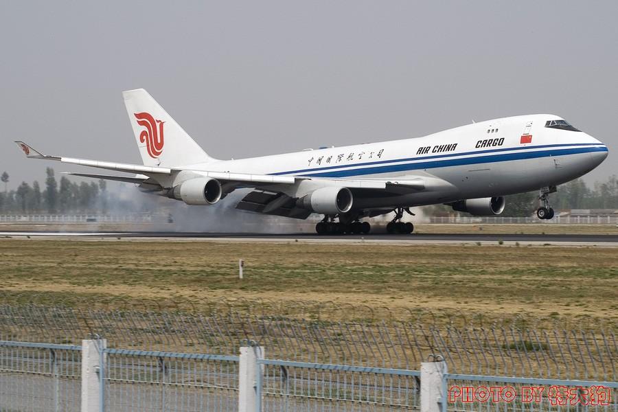 [原创]哇!这次国航744落得比上次还重呢~!
