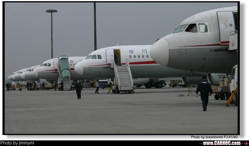 Re:[原创]看,全是凤凰!ZBAA不愧于是国航的主场 AIRBUS A320