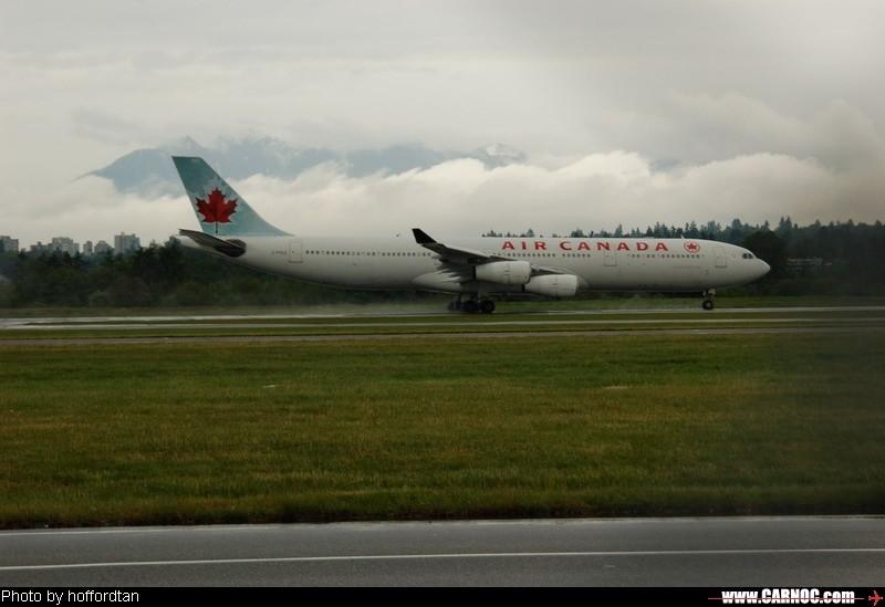 Re:[原创]今天不发别的,只发加航,希望大家喜欢. AIRBUS A340-500