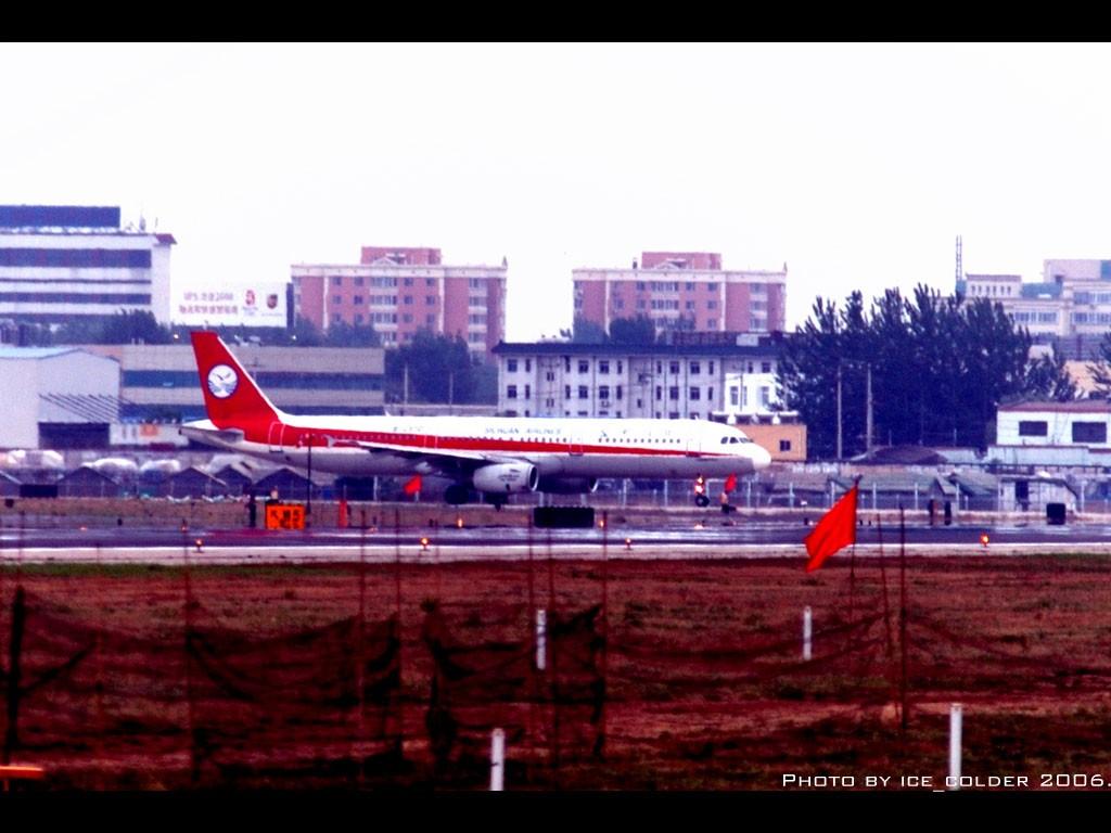 [原创]丁不隆冬的川航 AIRBUS A320