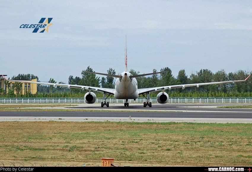 Re:[原创] 屁 ♦ 股 ♦ 冲 ♦ 着 ♦ 你  AIRBUS A330-300 B-HYD