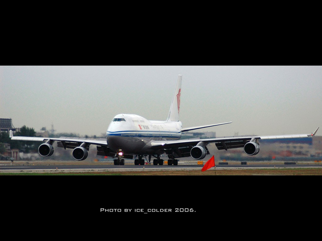 [原创]霸气十足---747