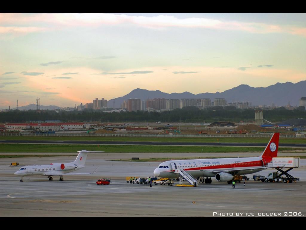 Re:[原创]丁不隆冬的川航 AIRBUS A320