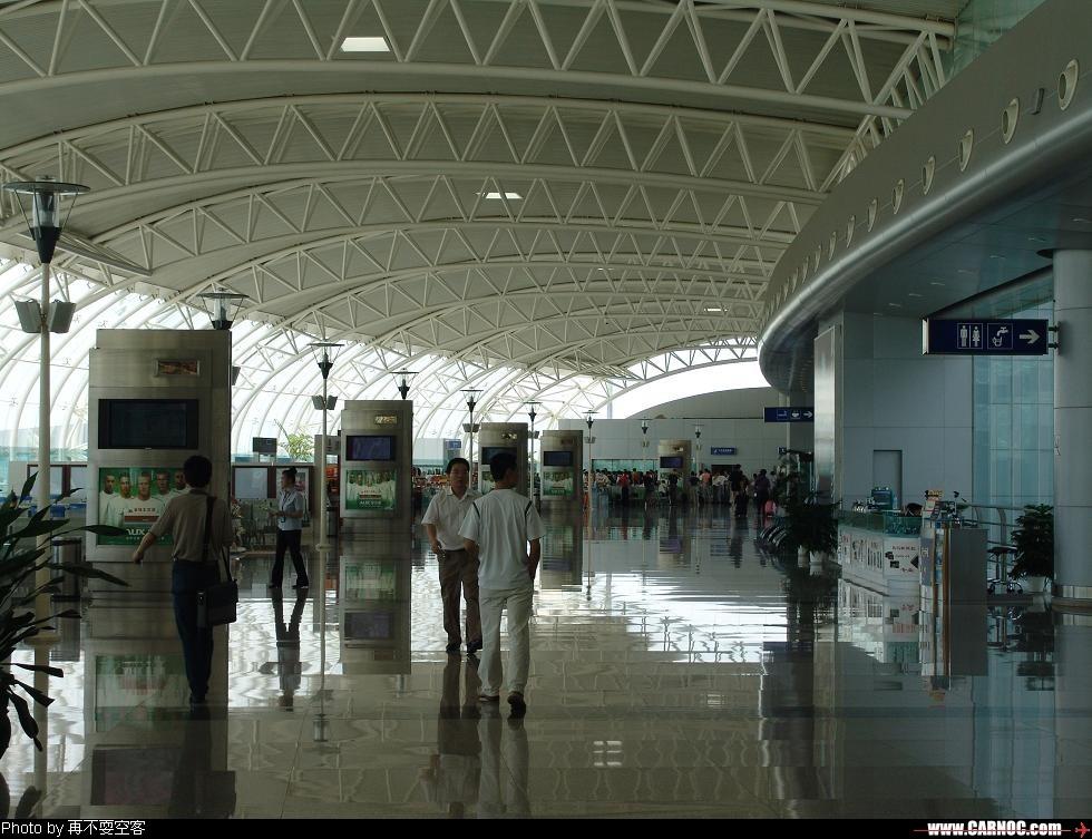 [原创]游记~~~MU5245 宁波-武汉-成都    中国宁波栎社机场