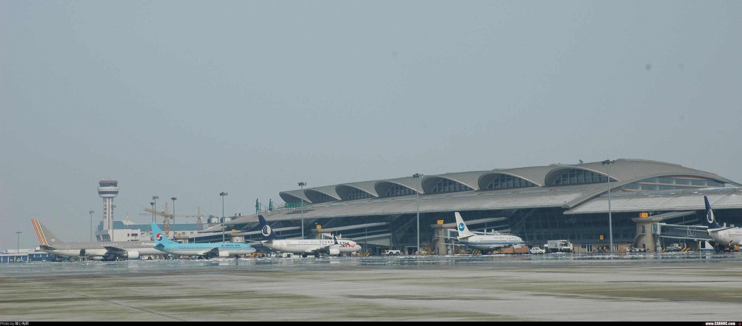 青岛机场 中国青岛流亭机场