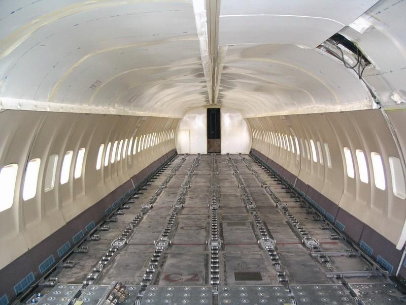 Re:[原创]在北京的波音737全货型。